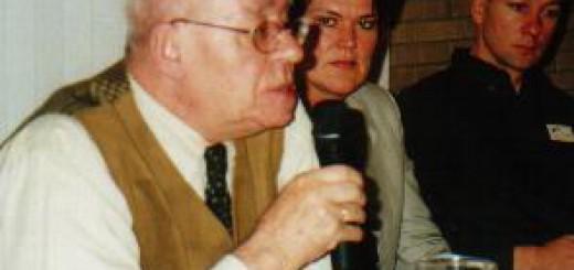 Jack Huys, voorzitter BOP, overleden