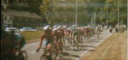Ronde van Nederland langs Pendrecht