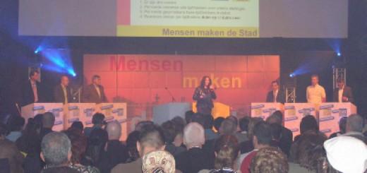 Lijsttrekkersdebat op Dag Rotterdamse Straten