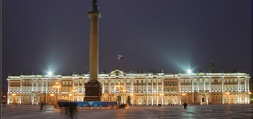 Bericht uit Sint-Petersburg