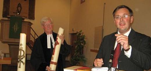 Welkomstdienst in Open Hof Kerk  op zondag 17 januari