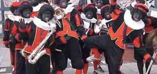 Zwarte Pieten Band van Excelsior