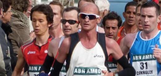Nog een impressie van de Rotterdam Marathon 2012