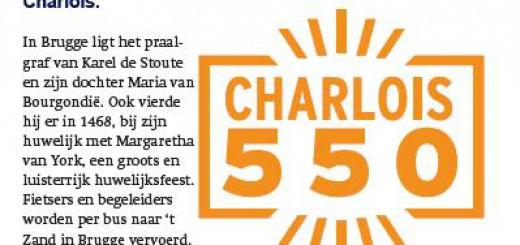 De Karel de Stoute Tour