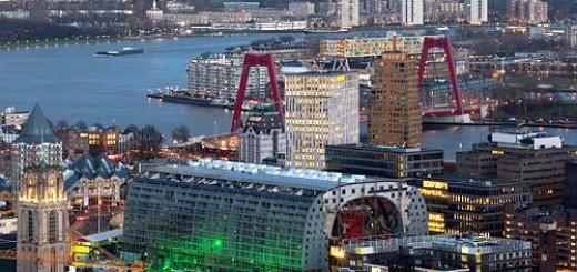 Bijnamen voor iconen van Rotterdam