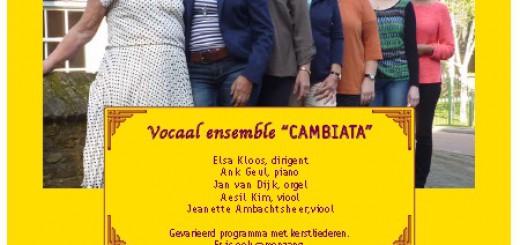 Zondagmiddagmuziek in de OpenHofkerk
