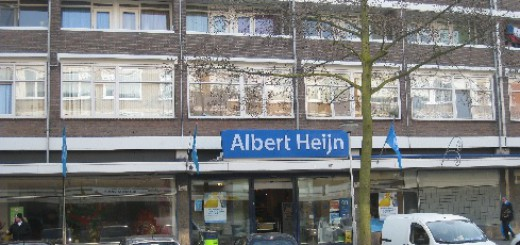Albert Heijn dicht tijdens de verbouwing